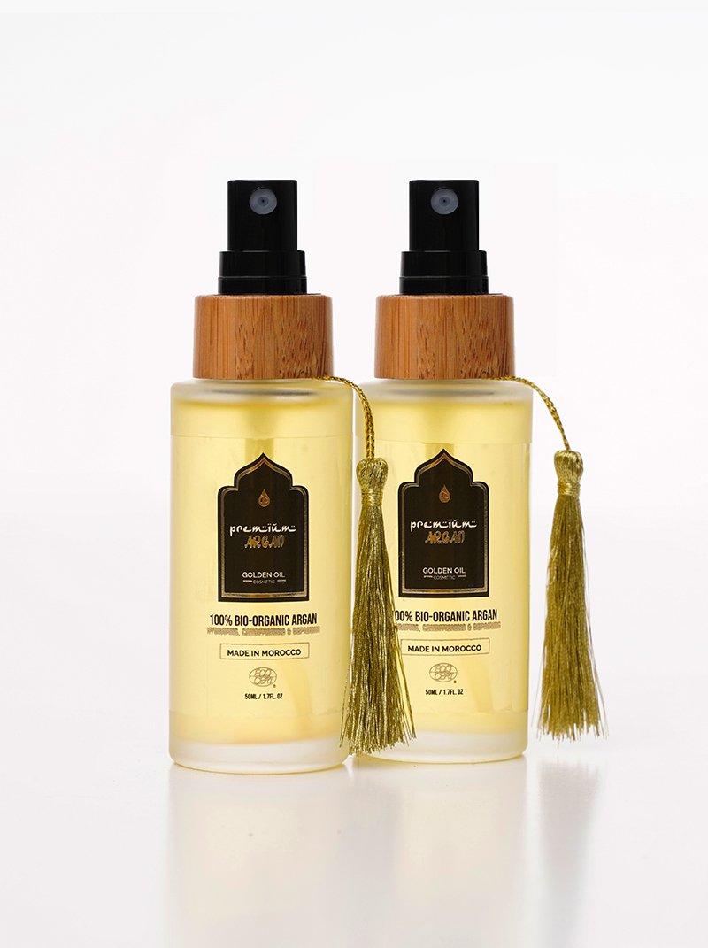 Duo Pack Cosmetic Argan Oil